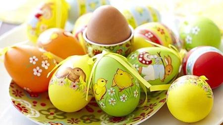 مدل تخم مرغ سفره هفت سین, تزیین تخم مرغ نوروزی