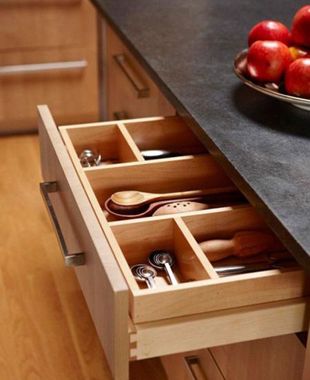 برنامه ریزی برای تمیز کردن آشپزخانه,نکاتی برای نظم دهی به آشپزخانه