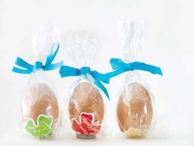 تزیینات تخم مرغ مخصوص سفره هفت سین