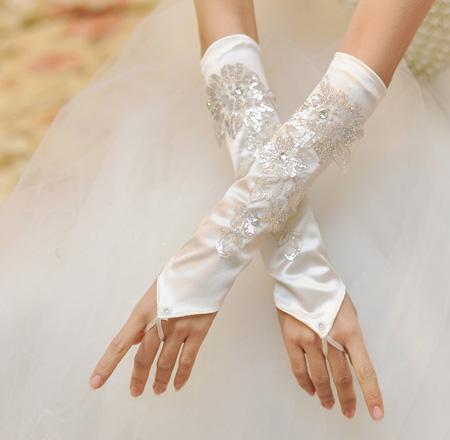 جدیدترین مدل دستکش عروس,مدل دستکش عروس