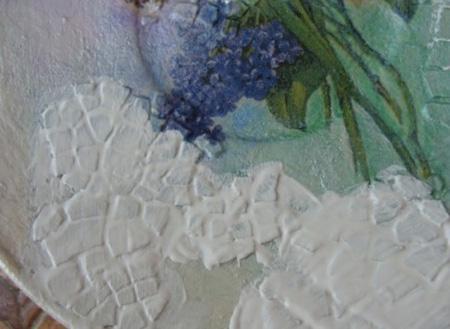 تزئین ظروف شیشه ای با پوسته تخم مرغ,آموزش تزئین ظروف شیشه ای با پوسته تخم مرغ