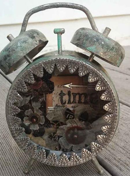 تزیین ساعت کوکی های قدیمی,کاربرد ساعت کوکی قدیمی