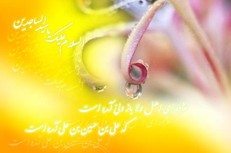 تصاویر ولادت امام زین العابدین (ع),ولادت امام زین العابدین (ع)