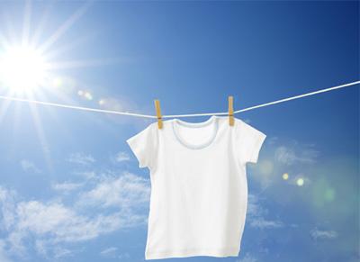 نکاتی برای شستشوی لباس های سفید,شستشوی لباس های سفید
