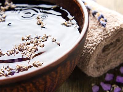 آبکشی موها با چای, نحوه شستشوی موها با چای