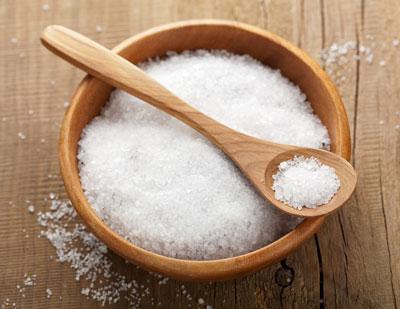 کاربردهای متفاوت نمک در خانه,کاربرد نمک در خانه