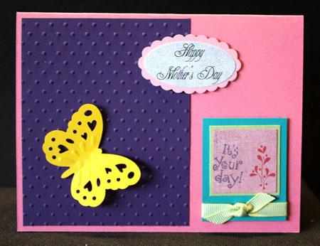 نحوه ساخت کارت پستال,کارت پستال دست ساز