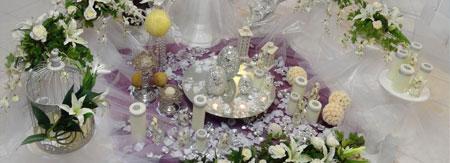 تزیینات عقد و عروسی, مدل سفره عقد