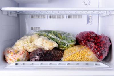 نکاتی برای نگهداری مواد غذایی در فریزر,روش نگهداری مواد غذایی در فریزر
