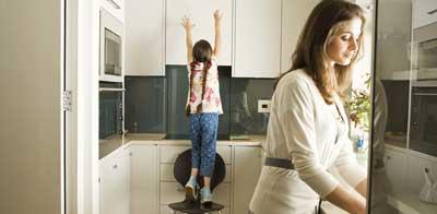 تمیز کردن سریع آشپزخانه,نکاتی برای تمیزکردن آشپزخانه