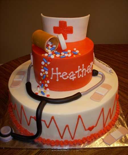 کیک مناسب روز پزشک, مدل کیک ویژه روز پزشک