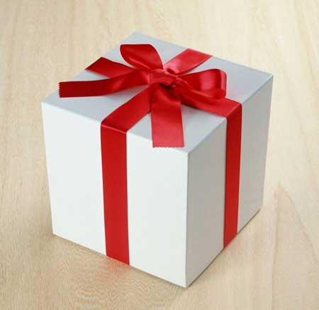 مدل تزیین هدایای رسمی,مدل تزیین هدایای روز کارمند