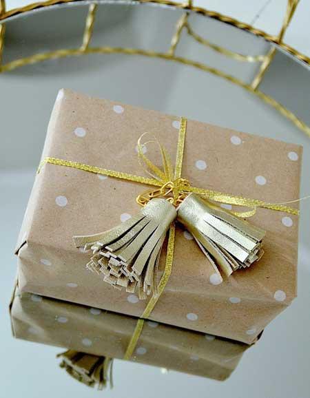 تزیین هدیه روز کارمند, تزیین هدایای خاص