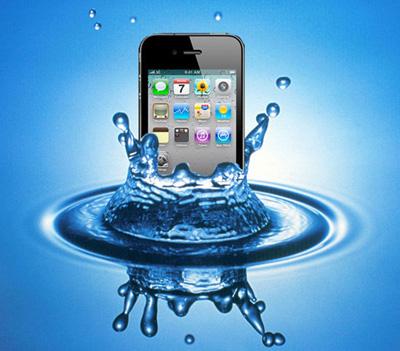 راهکارهایی برای استفاده از گوشی های خیس, روش های خشک کردن گوشی