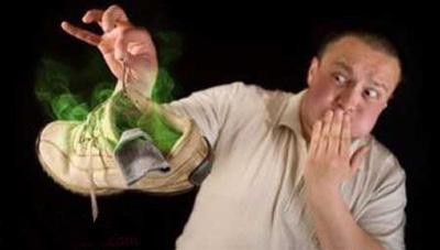 روش های از بین بردن بوی بد کفش,ترفندهایی برای از بین بردن بوی کفش