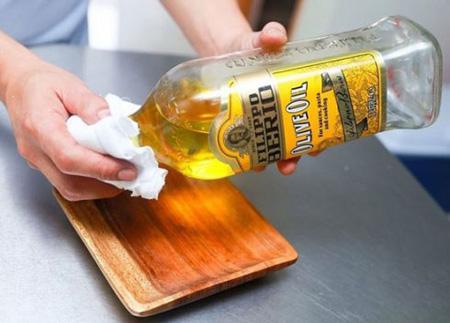 نحوه تمیزکردن ظروف چوبی,نکاتی برای تمیز کردن ظروف چوبی