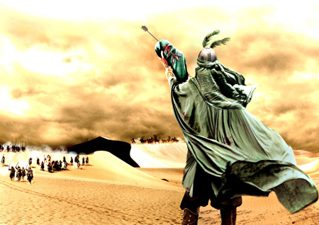تصاویر شهادت حضرت علی اصغر, عکس های شهادت حضرت علی اصغر