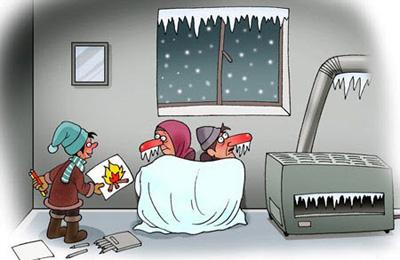 نکاتی در فصل سرما, بهترین وسیله گرمایش