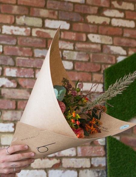 تزیینات زیبای دسته گل در خانه,تزیین دسته گل طبیعی