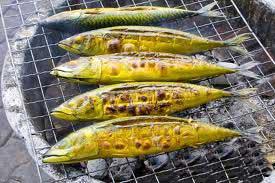 در مورد طبخ ماهی
