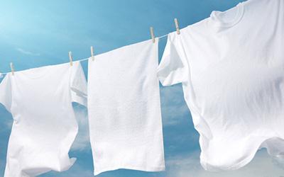 روش شستن لباسهاي سفيد