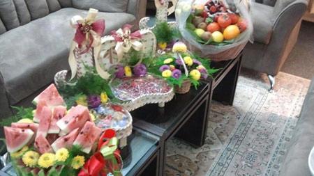تزیین کردن هدایای شب یلدا, شیک ترین و زیباترین هدایای شب یلدا