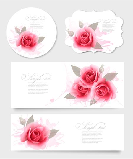 کارت تبریک گل, تصاویر کارت پستال گل