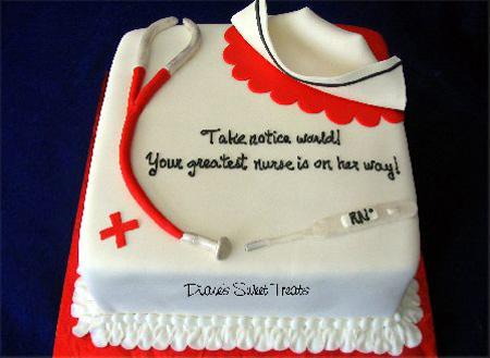 روز پرستار, کیک های ویژه روز پرستار