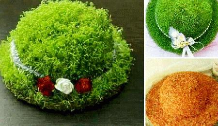 سبز کردن سبزه عید,اموزش سبز کردن سبزه عید