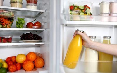 بهترين روش نگهداري مواد غذايي در خانه