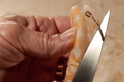 روش های پاک کردن میگو,راهنمای پاک کردن ماهی و میگو
