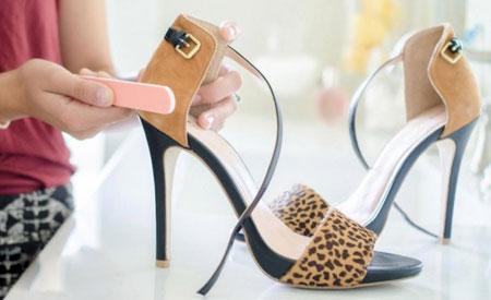 نگهداری از لباس و کفش, نکاتی برای نگهداری از لباس و کفش