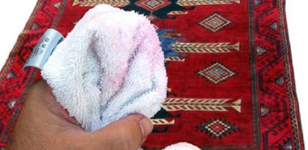 شستن فرش در منزل,روش های شستن فرش در منزل