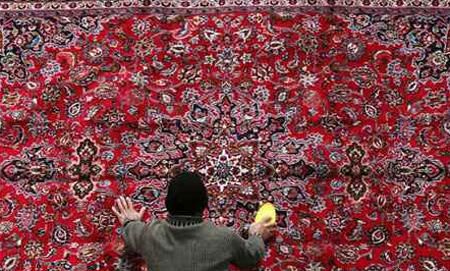 راهنمای شستشوی فرش دستباف, نکاتی برای شستشوی فرش