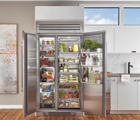 نحوه نگهداری سبزیجات تازه,اصول تمیز کردن یخچال