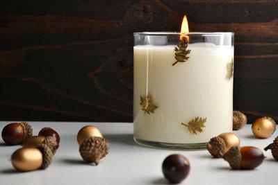 طرز تهیه شمع,ساخت شمع