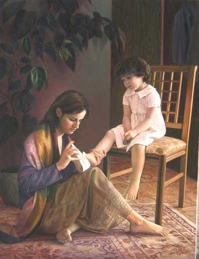 کارت پستال روز مادر , کارت پستال