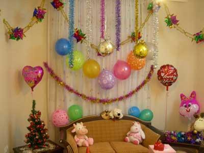 تزئینات جشن تولد, دکوراسیون جشن تولدتزئینات جشن تولد, دکوراسیون جشن تولد