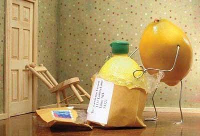میوه آرایی ,کار کردن روی میوه