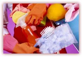 فوت و فنهای نظافتی منزل!