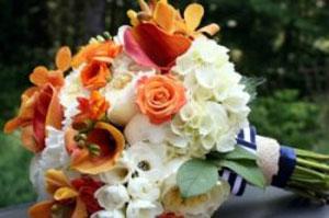 برای دسته گل عروس چه گل هایی بخریم؟