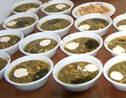 چگونه بهداشت را در پخت. توزیع و مصرف غذاهای نذری رعایت کنیم.