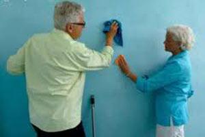 پاک کردن لکه ماژیک از روی دیوار, از بین بردن انواع لکه ها