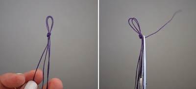 простые браслеты из бисера - Сайт о бисере.