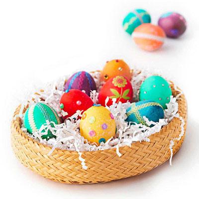 تزیین تخم مرغ هفت سین, تزیین تخم مرغ 92