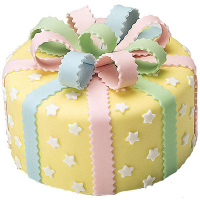 هدیه 7: كيك هاي زيبا