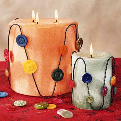 آموزش شمع سازی , هدیه های روز مادر