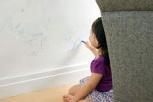 پاک کردن نقاشی روی دیوار , پاک کردن خودکار از دیوار