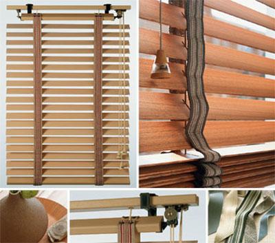 تمیز کردن پرده های چوبی,شستشوی انواع پرده