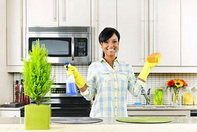 تمیزکردن خانه, خانه تمیز در نیم ساعت